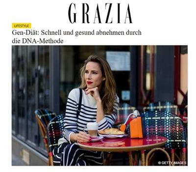 Grazia Artikel